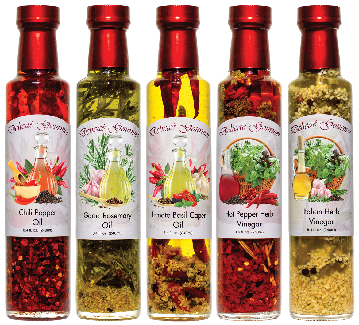 Flavored Oils - For Candy Recipes And Much More  Flavored Oils