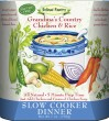 "Grandma's Country Chicken and Rice Slow Cooker Dinner ""Gluten-Free"""
