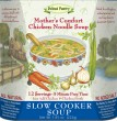 Mother's Comfort Chicken Noodle Slow Cooker Soup