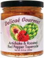 "Artichoke and Roasted Red Pepper Tapenade ""Gluten-Free"""