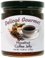 "Hazelnut Coffee Jelly ""Gluten-Free"""