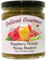 "Raspberry Wasabi Honey Mustard ""Gluten-Free"""