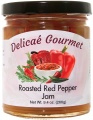 "Roasted Red Pepper Jam ""Gluten-Free"""
