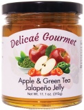Apple & Green Tea Jalapeno Jelly