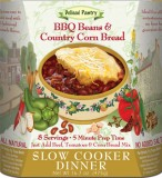 BBQ Beans & Country Corn Bread Slow Cooker Dinner