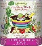 "Caribbean Black Bean Slow Cooker Soup ""Gluten-Free"""