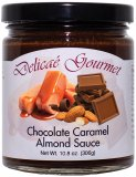 Chocolate Caramel Almond Sauce