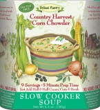 "Country Harvest Corn Chowder Slow Cooker Soup ""Gluten-Free"""