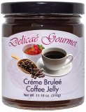 "Creme Brulee Coffee Jelly ""Gluten-Free"""