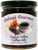 "English Toffee Coffee Jelly ""Gluten-Free"""