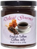 "English Toffee Coffee Jelly & Dessert Topping ""Gluten-Free"""