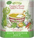 "Farmer's Hearty Split Pea Slow Cooker Soup ""Gluten-Free"""