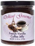 "French Vanilla Coffee Jelly & Dessert Topping ""Gluten-Free"""