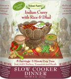 "Indian Curry with Rice & Dhal Slow Cooker Dinner ""Gluten-Free"""