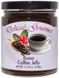 "Kona Coffee Jelly ""Gluten-Free"""