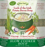 "Luck of the Irish Potato Bacon Soup ""Gluten-Free"""