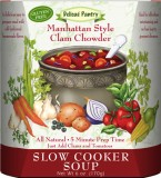 "Manhattan Style Clam Chowder Slow Cooker Dinner ""Gluten-Free"""