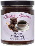 "Mocha Coffee Jelly ""Gluten-Free"""
