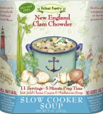 "New England Clam Chowder ""Gluten-Free"""