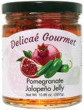 "Pomegranate Jalapeno Jelly ""Gluten-Free"""