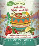 "Rocky River White Bean Chili Slow Cooker Dinner ""Gluten-Free"""