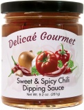Sweet & Spicy Chili Dipping Sauce