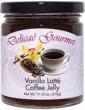 "Vanilla Latte Coffee Jelly ""Gluten-Free"""