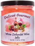 "White Zinfandel Wine Jelly ""Gluten-Free"""