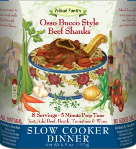 Osso Bucco Style Shanks Slow Cooker Dinner