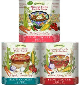 Slow Cooker Soup Collection