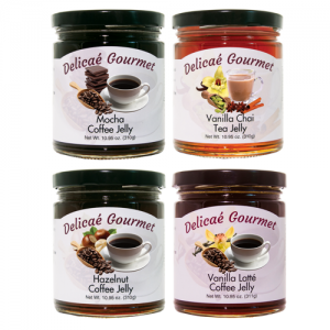 Coffee & Tea Jelly Collection